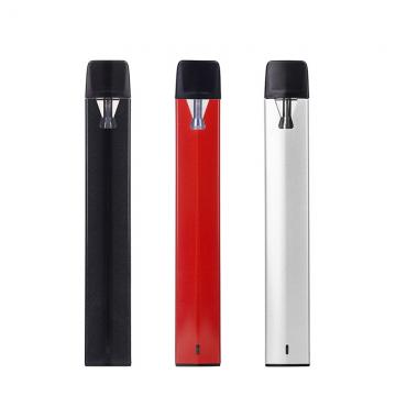 Custom print logo disposable empty vape pen ceramic coil heating