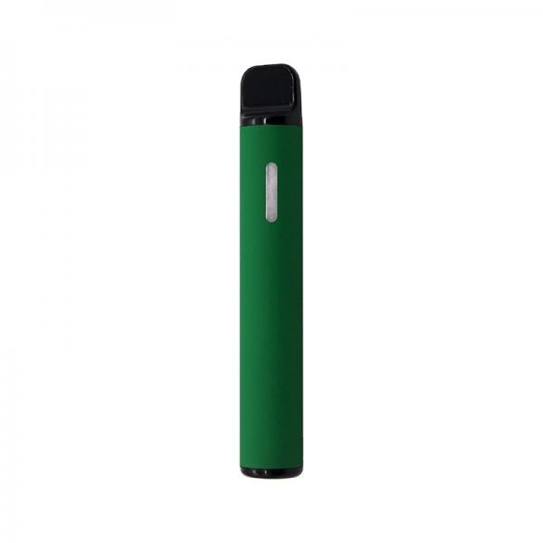 Guangzhou OEM Nicotine Salt Electronic Smoking Cigarettes with Prefilled Juice